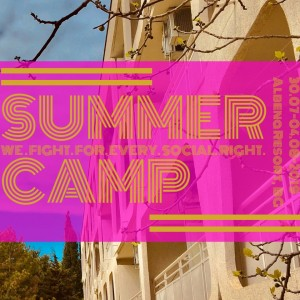summer camp 2019 logo